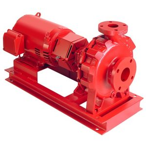 4030 End suction Base mounted pumps